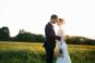 Photo de couple mariage Andelnas Le Louisiane fin de journée